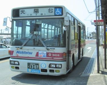 1・ :東郷駅-宗像大社-神湊[西鉄バス]のバス路線図 - NAVITIME