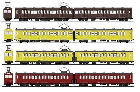 国鉄狭軌軽便線の系譜